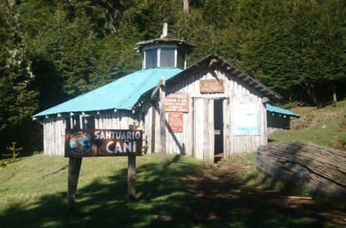 Refugio de madera