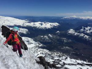 Vista desde los 3300m