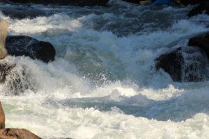 Rafting Río Trancura