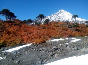 Volcán Lanin