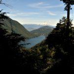 Lago Tinquilco en el Parque Nacional Huerquehue